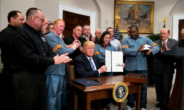 What Trump's new steel and iron ore tariffs mean for Liberia