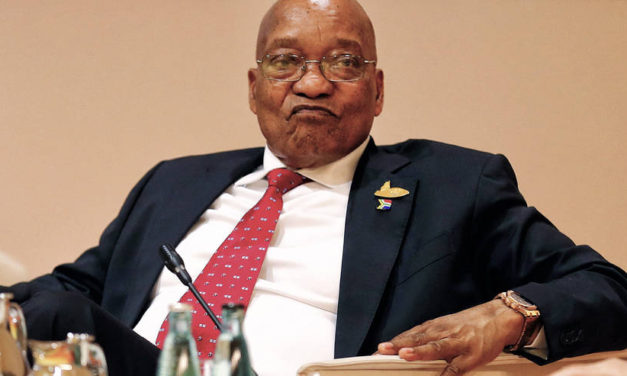 South Africa's Zuma to face trial for Corruption Over Arms Deal