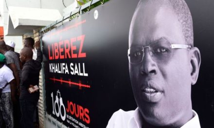 Senegal's Rising Politician Khalifa Sall Sentenced for 5 years for fraud