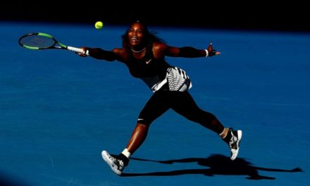 Remembering motherland Africa: Serena Williams and world tennis