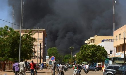 Jihadists Attacked Burkina Faso, hit French embassy, military HQ