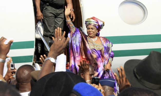 Court seizes properties linked to Nigeria's former first lady