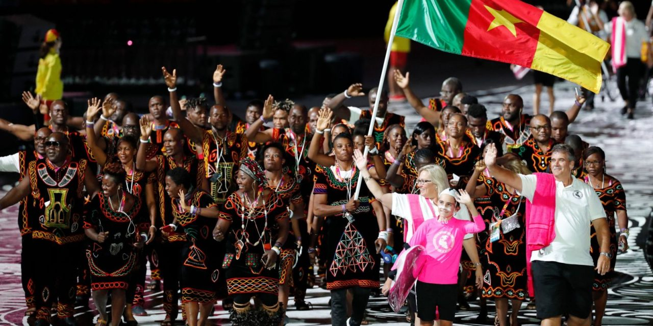 African athletes keep going missing at global sporting events