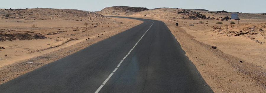 Algeria completes construction of 1,600 kilometers of Trans-Saharan Highway