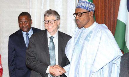 Bill Gates is treating Nigeria like a startup