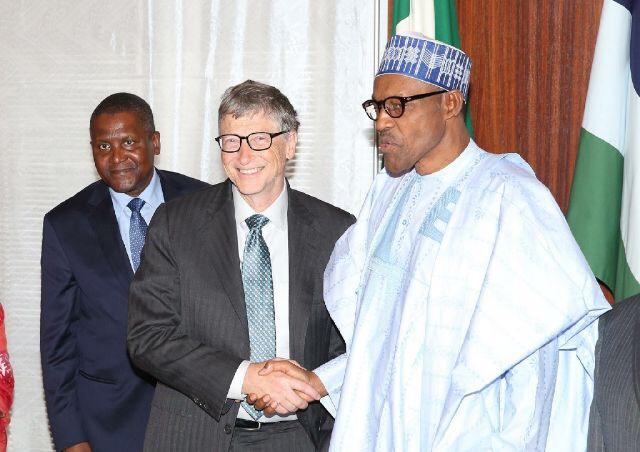 Bill Gates is treating Nigeria like a startup – Globe