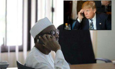 White House: President Trump to host Nigerian president April 30
