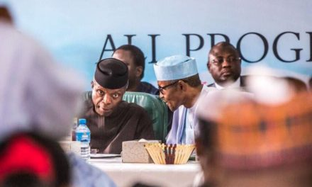 Buhari's re-election bid kicks off Nigeria's presidential race