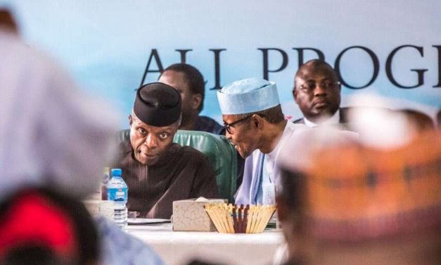 Buhari's re-election bid kicks off Nigeria's presidential race