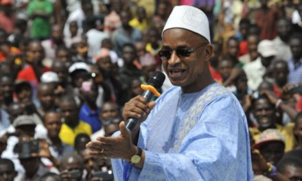 Guinea opposition leader calls for end to post-election protests