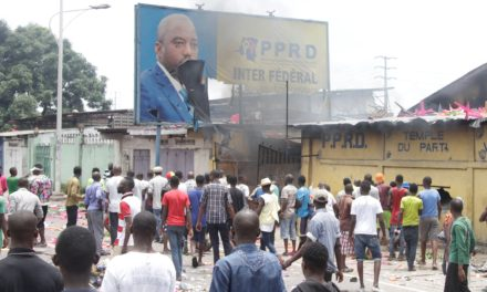 DR Congo opposition takes swing at election organizers
