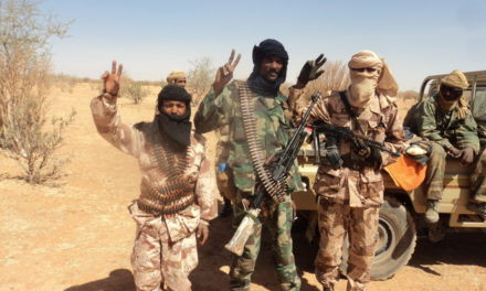 Niger may have arrested militant leader Chefou