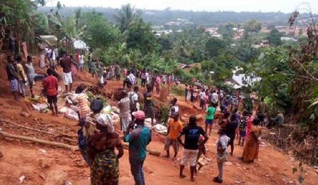 Ghana orders probe into goldmine calamity that killed six
