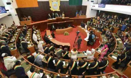 Ivory Coast inaugurates new senate amid opposition criticisms