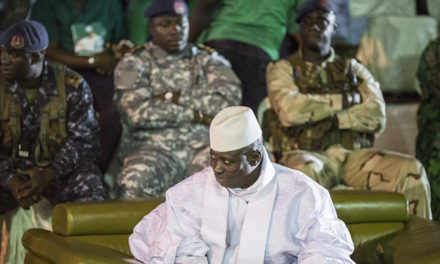 Families of Jammeh victims in Gambia demand 'truth'