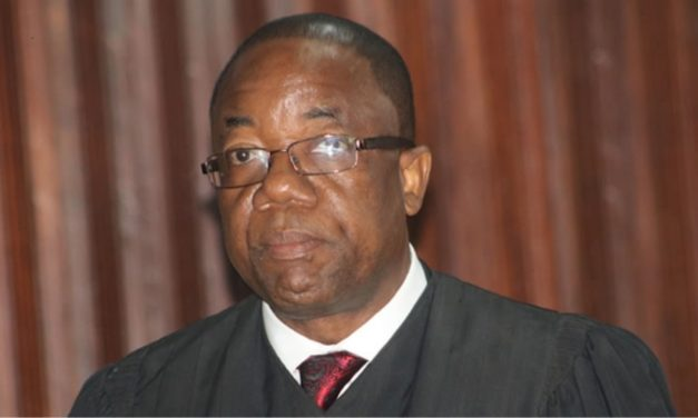 Liberia's justice minister Frank Musa Dean steps aside in oil inquiry