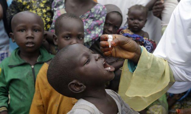 UN says more than 5 million children got polio vaccines in Niger