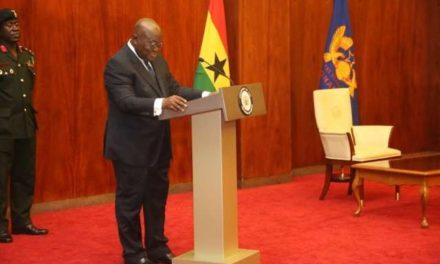 Plan to host U.S. troops will bolster regional peace: Ghana's president