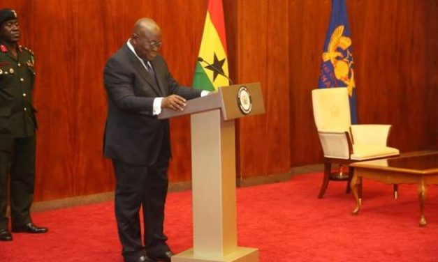 Plan to host U.S. troops will bolster regional peace: Ghana's president