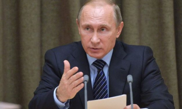Putin envisages Military-Technical cooperation with Nigeria