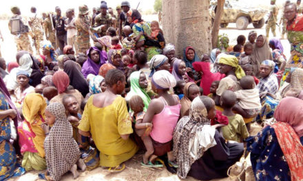 Nigerian military rescues 149 women and children from Boko Haram