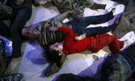 The Dying in Syria Rests on the Conscience of the West