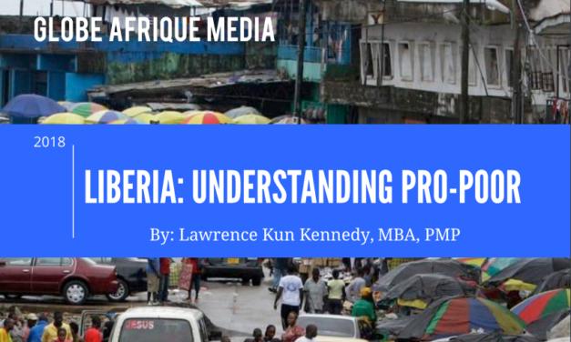 Liberia: Understanding Pro-Poor
