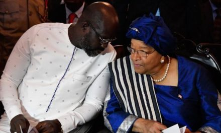 President Weah, Audit Ellen's Government or Receive No Funds from the Int'l Community