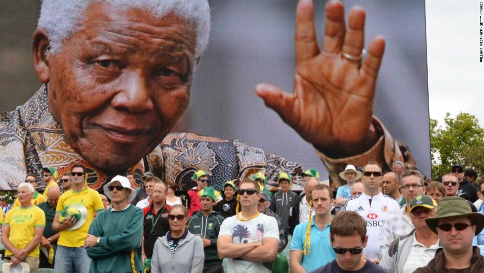 Remembering Nelson Mandela—An Inspirational Leader