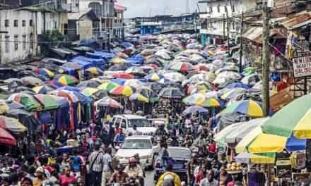 Speaker Chambers, Former President Sirleaf and the Liberian Economy