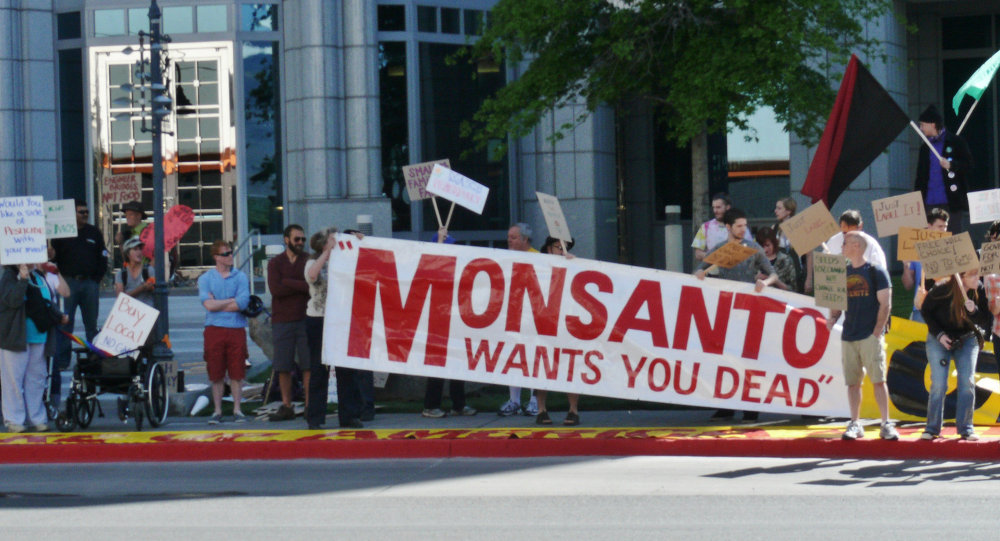 U.S. jury awards 289 Million USD in lawsuit against Monsanto