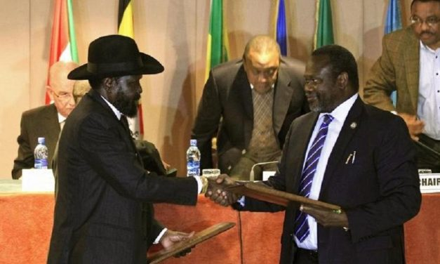 China to South Sudan: Implement peace deal