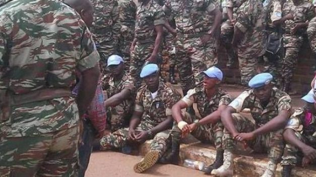 More than 1,000 Cameroonian soldiers join UN forces in CAR