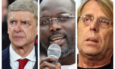 An Unmerited Accolade: Arsene Wenger and Claude Marie LeRoy Do Not Deserve Liberia's Highest Honor