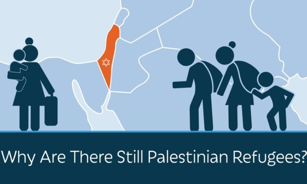 The Palestinian Refugees: Right vs. Reality
