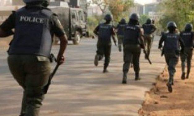 Gunmen killed four Nigerian police Officers