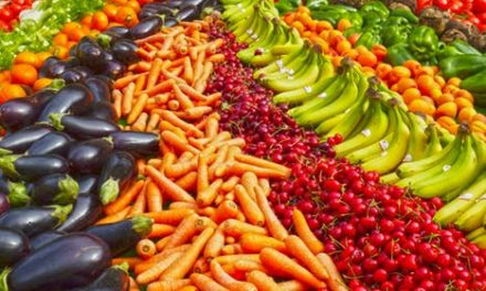 *HEALTH BENEFITS OF FRUITS AND VEGETABLES.*