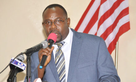 Eugene L. Fahngon Continues to Embarrass President Weah and the CDC