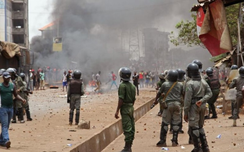 Political Unrest in Guinea