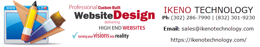 Get a Custom Website