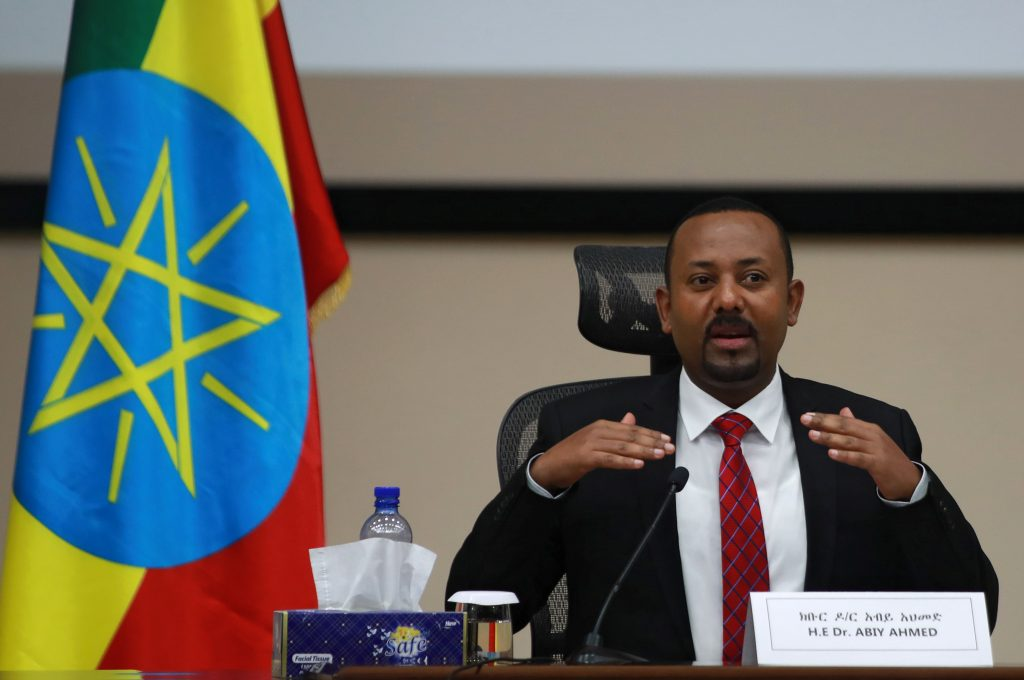 Prime Minister Abiy Ahmed